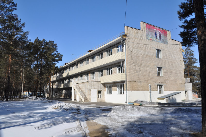 Our son'a orphanage was a typical Russian orphanage