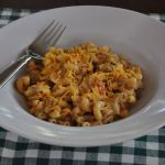 This is my healthier version of Cheeseburger Macaroni