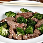 Sirloin Tip Beef and Broccoli Recipe