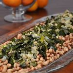 Garlicky Collard Greens with Sausage