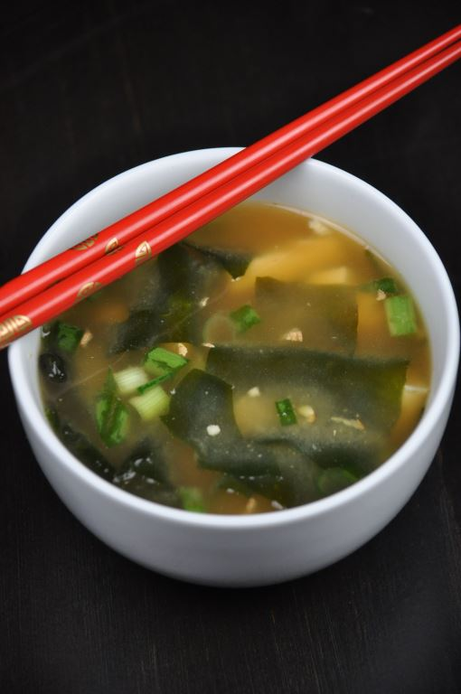 how to make miso soup without tofu