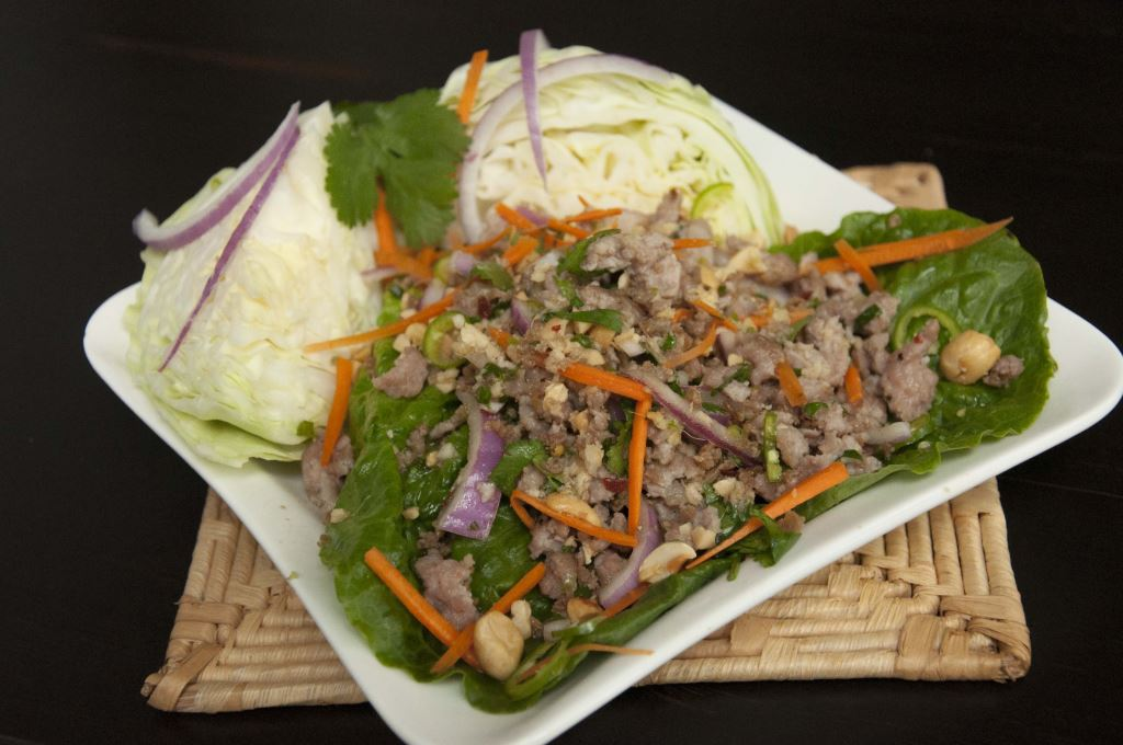 Nam Sod - Thai Pork Salad