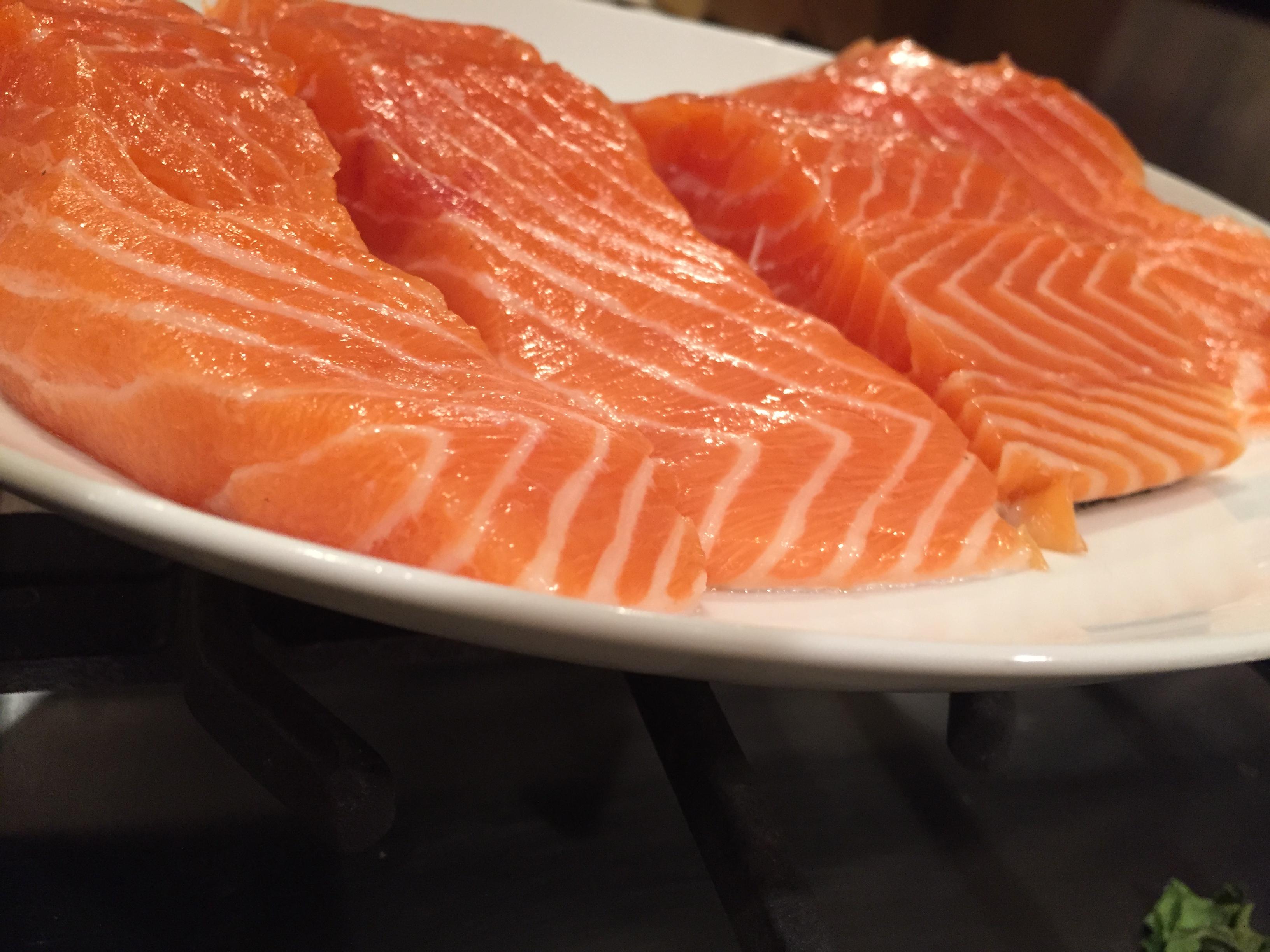 15 Minute Pan Seared Salmon
