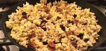 Five Savory, Spicy Popcorn Recipes